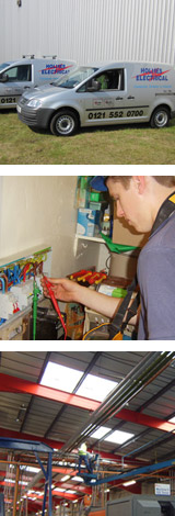 About Home Electrican Oldbury